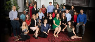 Honors College Staff Group Photo